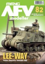 57508 - AFV Modeller,  - AFV Modeller 082. Lee-Way