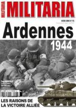 57525 - Armes Militaria, HS - HS Militaria 093: Ardennes 1944. Les raisons de la victoire alliee