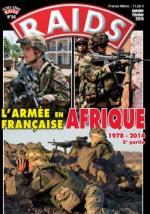 57528 - Raids, HS - HS Raids 54: L'Armee francaise en Afrique 1978-2014 2e Partie