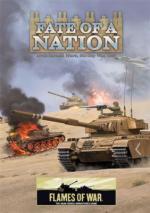 57551 - AAVV,  - Flames of War - Fate of a Nation. Arab-Israeli Wars. Six Days War 1967