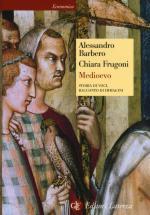 57553 - Barbero-Frugoni, A.-C. - Medioevo. Storia di voci, racconto di immagini