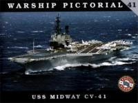 57562 - Wiper, S. - Warship Pictorial 41 - USS Midway CV-41