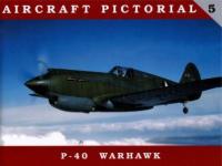 57566 - Wiper, S. - Aircraft Pictorial 05 - P-40 Warhawk