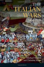 57592 - Mallet-Shaw, M.-C. - Italian Wars 1494-1559 (The)