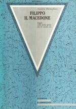 57596 - Momigliano, A. - Filippo il macedone