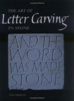 57670 - Perkins, T. - Art of Letter Carving in Stone (The)