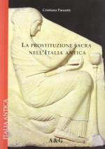 57688 - Panzetti, C. - Prostituzione sacra nell'Italia antica