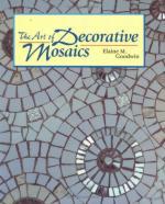 57713 - Goodwin, E.M. - Art of Decorative Mosaic (The)