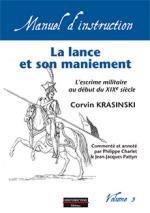57844 - Krasinski, C. - Manuel d'instructions 03: La lance et son maniement