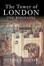 57969 - Porter, S. - Tower of London. The Biography (The)