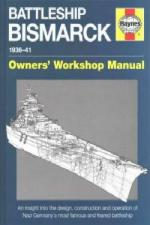 57977 - Konstam, A. - Battleship Bismarck. Owner's Workshop Manual. 1936-1941