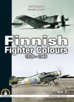 57985 - Stenman-Holda, K.-K. - Finnish Fighter Colours1939-1945 Vol 2