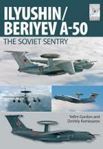58018 - Gordon-Kommissarov, Y.-D. - Ilyushin/Beriyev A-50. The Soviet Sentry - Flightcraft 06