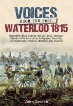 58042 - Grehan, J. - Voices from the Past. The Battle of Waterloo