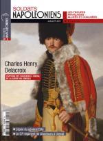 58065 - Soldats Napoleoniens,  - Soldats Napoleoniens (nouv. serie) 02 Charles Henrzy Delacroix Capitaine des Chasseurs a Cheval de la Garde des Consuls