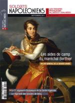 58066 - Soldats Napoleoniens,  - Soldats Napoleoniens (nouv. serie) 03 Les Aides de camp du Marechal Berthier