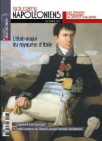 58070 - Soldats Napoleoniens,  - Soldats Napoleoniens (nouv. serie) 07. L'Etat-Major du Royaume d'Italie