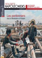 58071 - Soldats Napoleoniens,  - Soldats Napoleoniens (nouv. serie) 08 Les pontonniers sous la Revolution et l'Empire