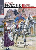 58072 - Soldats Napoleoniens,  - Soldats Napoleoniens (nouv. serie) 09 La Legion de Gendarmerie d'Elite