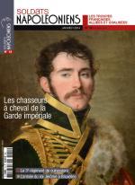 58075 - Soldats Napoleoniens,  - Soldats Napoleoniens (nouv. serie) 12 Les Chasseurs a Cheval de la Garde Imperiale.