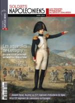 58076 - Soldats Napoleoniens,  - Soldats Napoleoniens (nouv. serie) 13 Les aquarelles de Lussigny