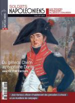 58077 - Soldats Napoleoniens,  - Soldats Napoleoniens (nouv. serie) 14 Du General Chorin au Capitaine Domis