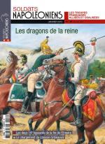 58079 - Soldats Napoleoniens,  - Soldats Napoleoniens (nouv. serie) 16 Les Dragons de la Reine