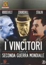 58136 - History Channel,  - Vincitori della Seconda Guerra Mondiale. Roosevelt, Churchill, Stalin (I) - cofanetto 3 DVD