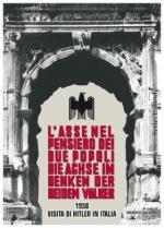 58155 - Zucconi, E. cur - Asse nel pensiero dei due popoli/Die Achse im Denken der beiden Voelker. 1938 Visita di Hitler in Italia