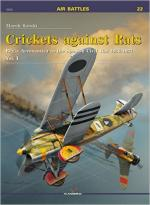 58176 - Sobski, M. - Air Battles 22: Crickets against Rats. Regia Aeronautica in the Spanish Civil War 1936-1937 Vol 1