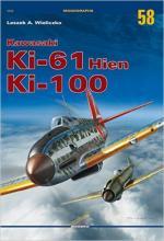 58179 - Wieliczko, L.A. - Monografie 58: Kawasaki Ki-61 Hien/ Ki-100