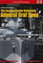 58183 - Draminski, S. - Top Drawings 022: German Pocket Battleship Admiral Graf Spee