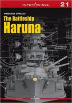 58184 - Goralski, W. - Top Drawings 21: Battleship Haruna