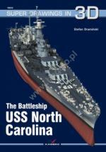 58192 - Draminski, S. - Super Drawings 3D 33: Battleship North Carolina