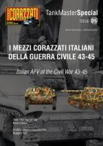 58377 - Crippa-Calo', P.-R. - Tank Master Special 05: I mezzi corazzati italiani della Guerra Civile 43-45