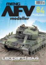 58434 - AFV Modeller,  - AFV Modeller 084. Leopard 2A4