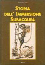58530 - Costa, G. - Storia dell'immersione subacquea