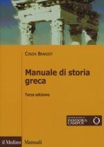 58572 - Bearzot, C. - Manuale di storia greca