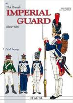 58613 - Jouineau-Mongin, A.-J.M. - Imperial Guard of the First Empire 1. Foot troops (The)