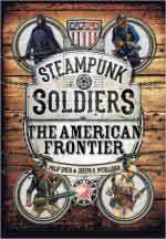 58780 - Smith-McCullough, P.-J. - Dark Osprey: Steampunk Soldiers: The American Frontier