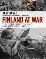 58788 - Nenye-Munter, V.-P. - Finland at War. The Continuation and Lapland Wars 1941-45