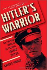 58803 - Parker, D.S. - Hitler's Warrior. The Life and Wars of SS Colonel Jochen Peiper