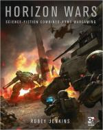 58848 - Jenkins, R. - Horizon Wars. Science-Fiction Combined-Arms Wargaming