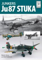 58915 - Derry-Robinson, M.-N. - Junkers Ju 87 Stuka - Flightcraft Series 12
