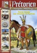 58919 - Pretorien,  - Pretorien 37. Rome resiste aux victoires de Pyrrhos