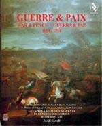 58938 - Savall, J. - Guerre et paix / War And Peace / Guerra e Paz 1614-1714 2 CD