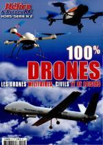 58962 - AAVV,  - 100x100 Drones. Les Drones militaires, civils et de loisirs