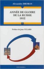 58981 - Droban, A. - Annee de gloire de la Russie 1812
