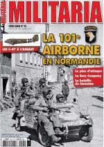 58985 - Armes Militaria, HS - HS Militaria 095: La 101e Airborne en Normandie. Le plan d'attaque. La Easy Company. La bataille de Carentan
