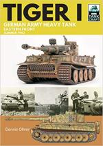 59003 - Oliver, D. - Tiger I German Army Heavy Tank. Eastern Front, Summer 19431 - TankCraft 20